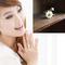 New white cute shining full daisy flower rhinestone crystal open finger ring | ebay