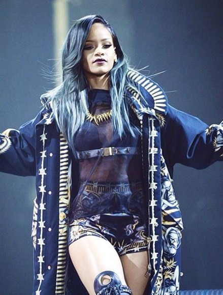 underwear shorts rihanna concert wizard black and gold high waisted shorts rihanna black outfit high waisted short