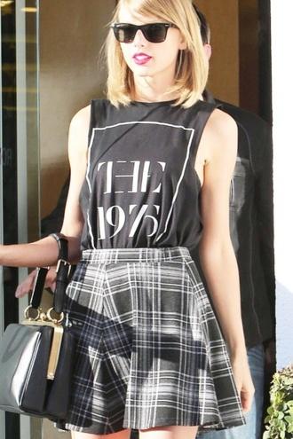 top taylor swift skirt