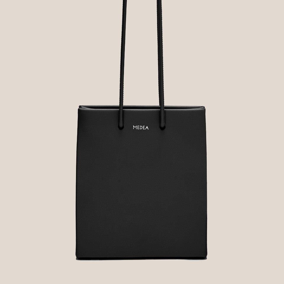Prima Short w/ Long Strap - Black