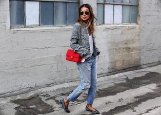 sincerely jules blogger jacket t-shirt bag