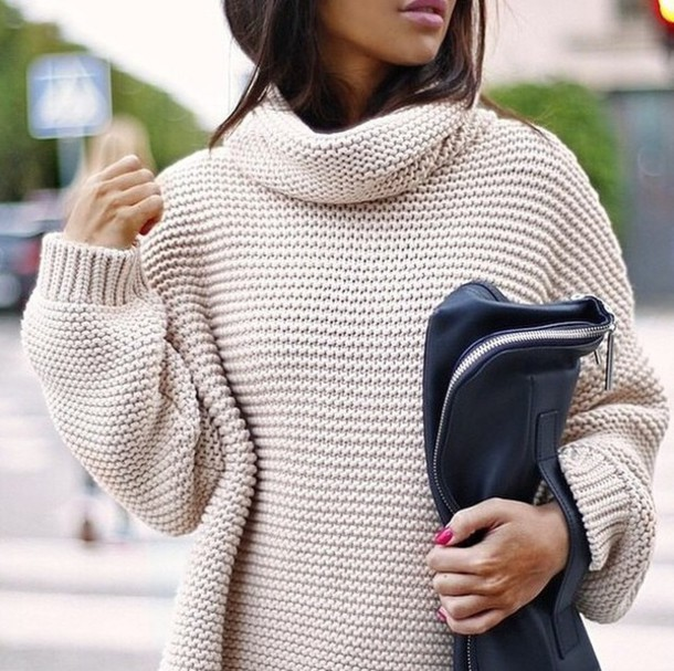 sweater femme women winter sweater oversized sweater oversized turtleneck sweater turtleneck