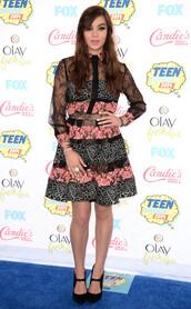 hailee steinfeld,teen choice awards,teen choice awards 2014,dress
