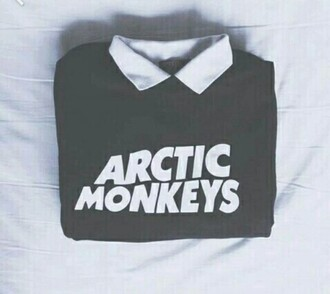 sweater arctic monkeys