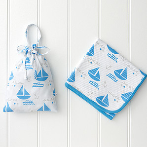 Mockingbird Wrap In A Bag - Blue | Target Australia
