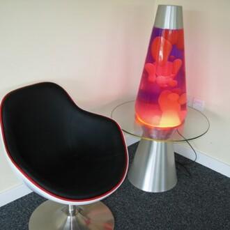 home accessory lava lamp table funny retro