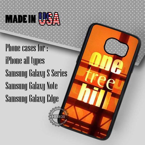 Samsung S7 Case - One Tree Hill- iPhone Case #SamsungS7Case #movie #yn