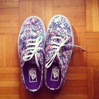 shoes vans authentic