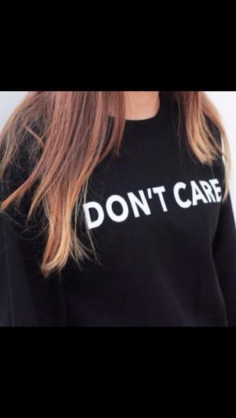sweater black sweater