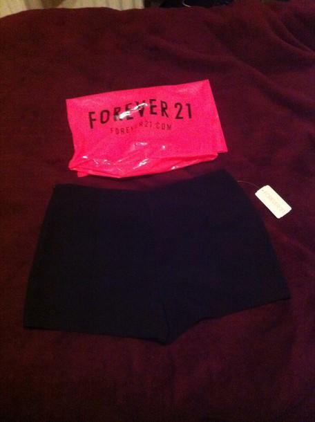 shorts forever 21 forever 21 black shorts