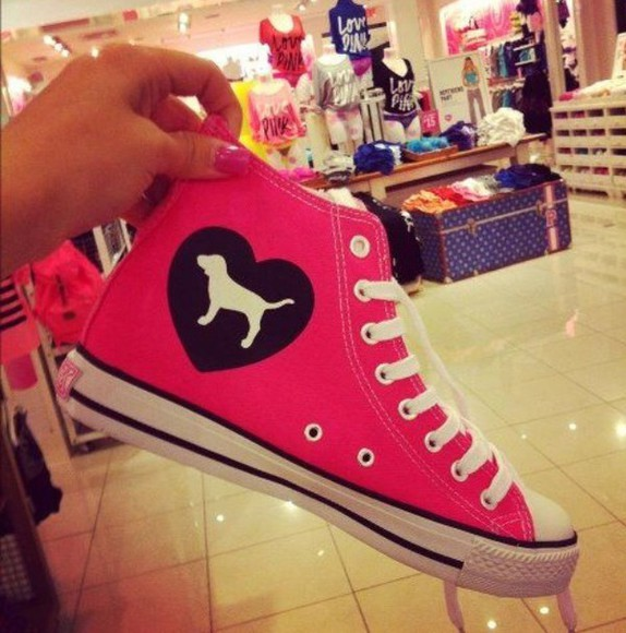 victoria's secret victorias secret victoria's secret pink victorias secret pink chuck taylor all stars converse casual athletic lounge