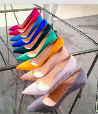 shoes multicolor shoes