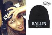 ballin,beanie,it girl shop