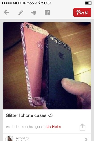 phone cover glitter iphone iphone 4 case newiphone iphone case tumbler matte apple iphone cute case iphone4/4s/5/5s matte black apple iphone