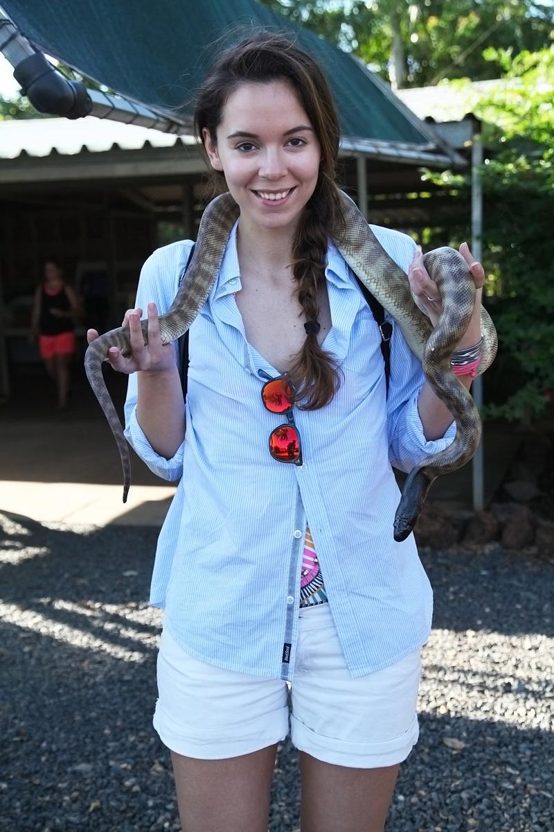 Australia del Nord: coccodrilli, serpenti, termitai giganti e cascate