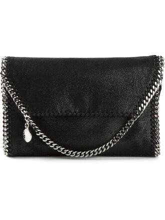 bag black bag chain sac