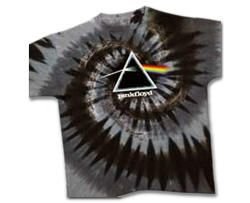 Shirts spiral dark side pink floyd