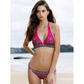 swimwear,rose wholesale,bikini,trendy,girl,boho,chic,fashion,pink bikini