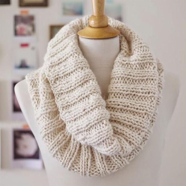 scarf butiful want