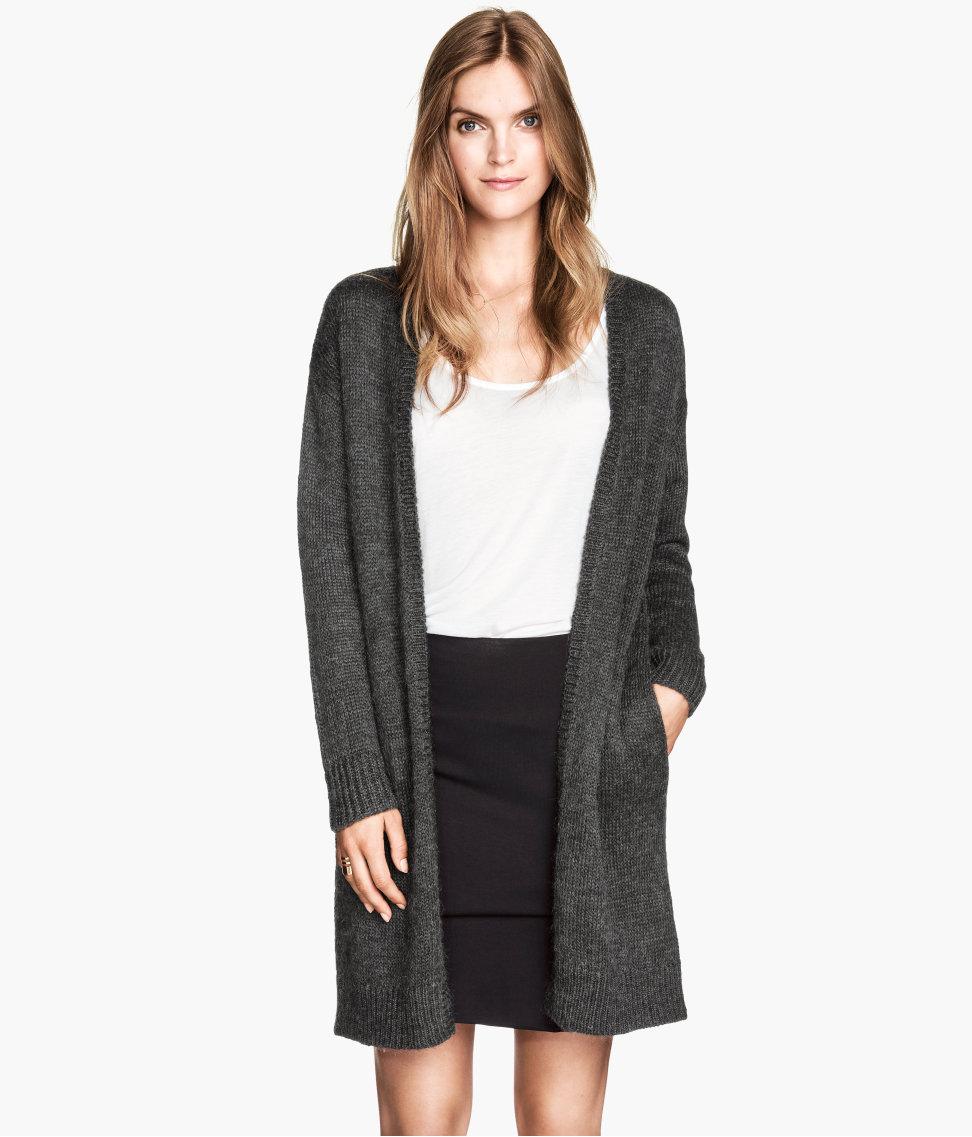 H&M Long Cardigan $29.95