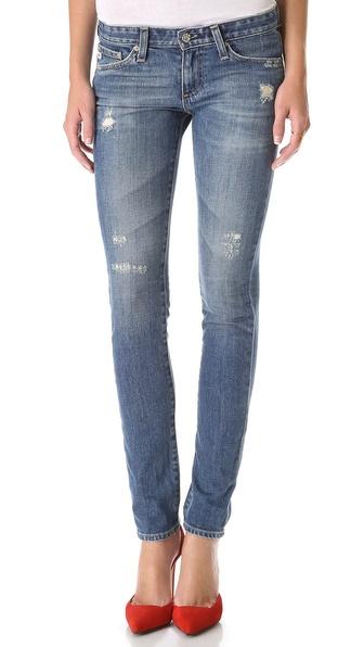 AG Adriano Goldschmied Stilt Cigarette Jeans | SHOPBOP