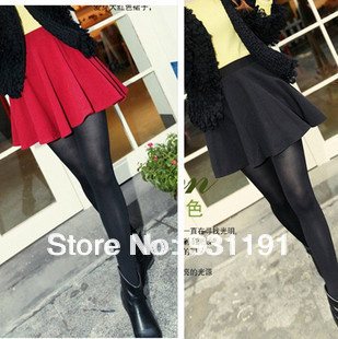 Hot selling Women Fashion Pleated Short Skirts High Waist Autumn Black MINI Skirt Free shipping Wholesale-in Skirts from Apparel & Accessories on Aliexpress.com