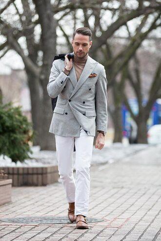 he spoke style blogger jacket jeans jewels shoes