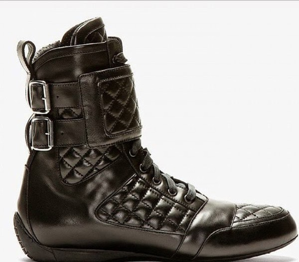 Women's Balmain Boots You can dance, stomp and and just generally give some sass in Balmain boots. Put on a pair of these dark, directional shoes and immediately you'll feel like you're part of the Balmain .