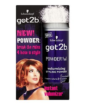 GOT2B volume style powder 10g - Boots