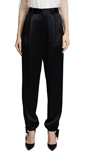 Alexis pants black