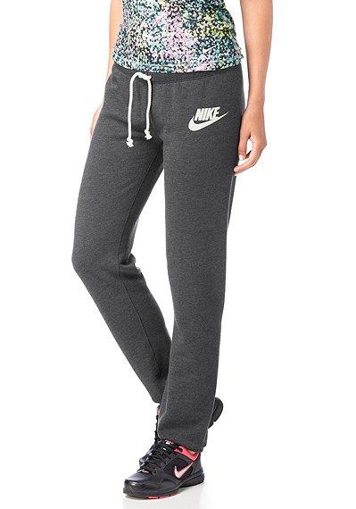 Nike Jogginghose - Grau-Meliert | Damenmode online kaufen