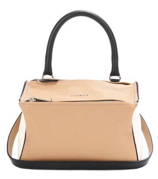 mini bag shoulder bag leather beige