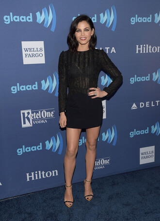 dress jenna dewan short dress sandals long sleeve dress shoes