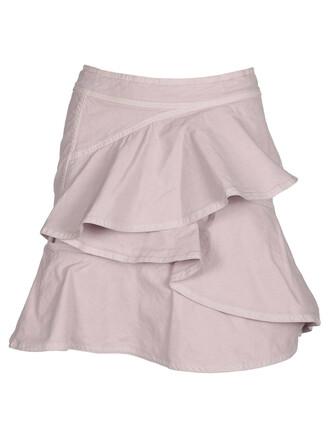 skirt short pink