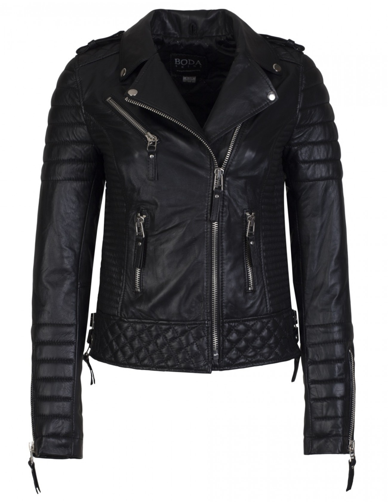 Define your style statement in ladies biker jackets. Exude chic leather zip through designs. Next day delivery & free returns available. Black PU Biker Jacket. £ Aubergine Suedette Biker Jacket. £ Indigo Suedette Biker Jacket. £ Black Lipsy Leather Biker Jacket. £ Grey Suedette Waterfall Jacket.