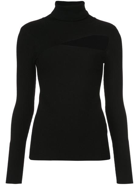 A.L.C. jumper women black sweater