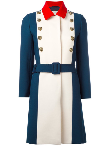 gucci coat women wool