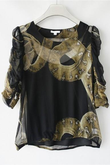 blouse snake