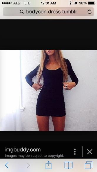 dress black pretty black dress