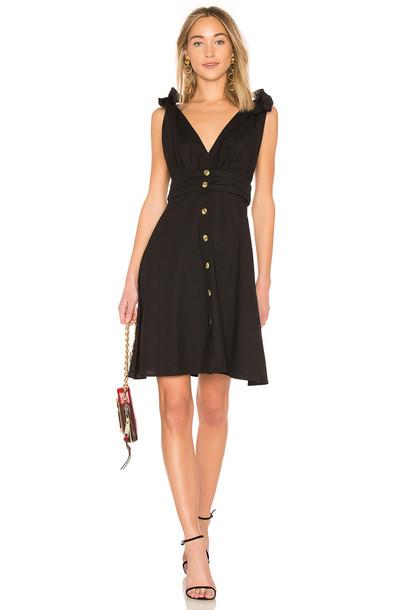 LPA dress black