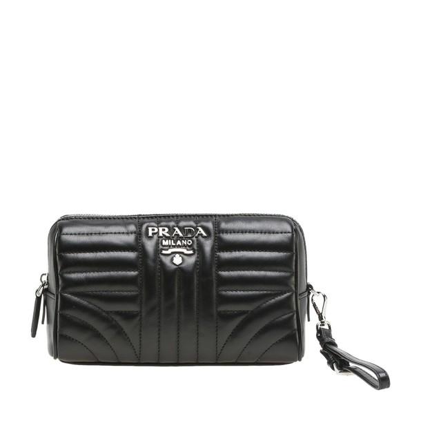 Prada bag clutch black