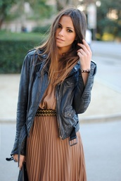 skirt,brown,maxi