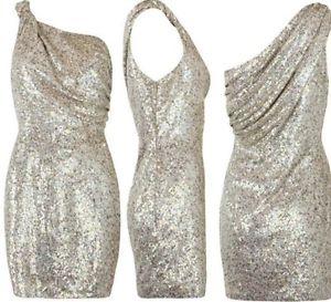 Saints Sequin Embellished Dress