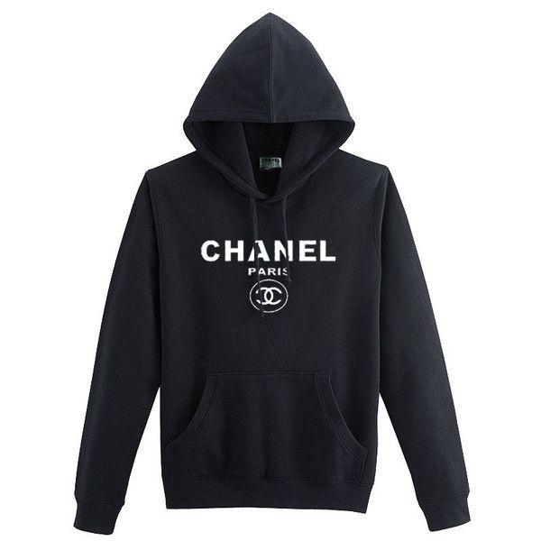 $67 Chanel Paris Black Hoodie | Work it | Pinterest