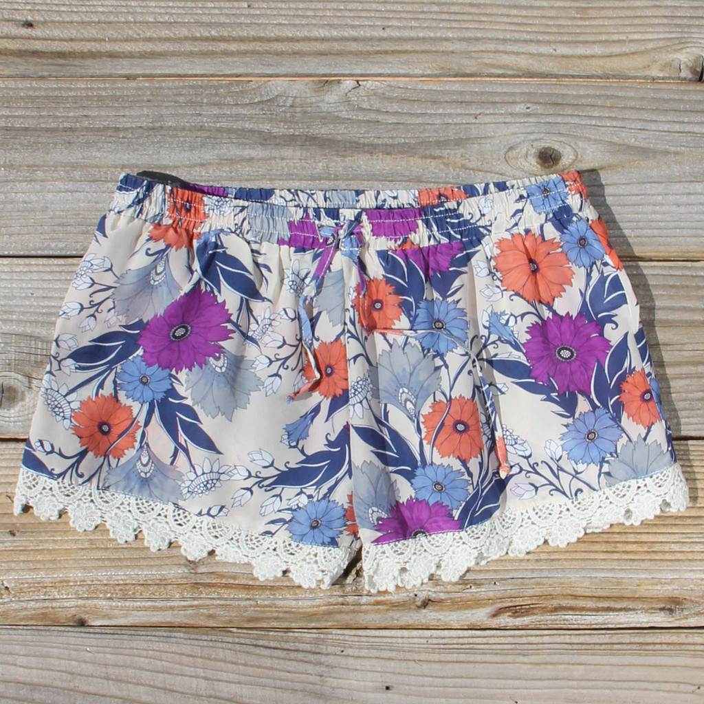 The tigerlily shorts
