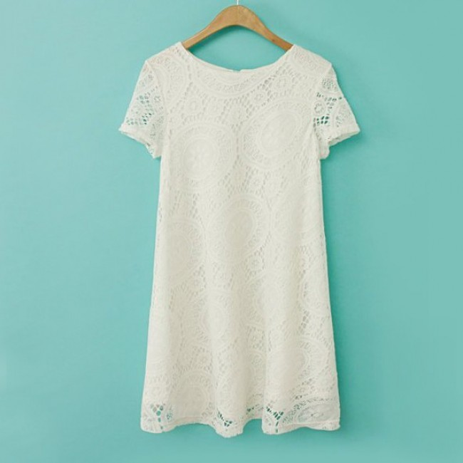 Sweet Lace Tunic