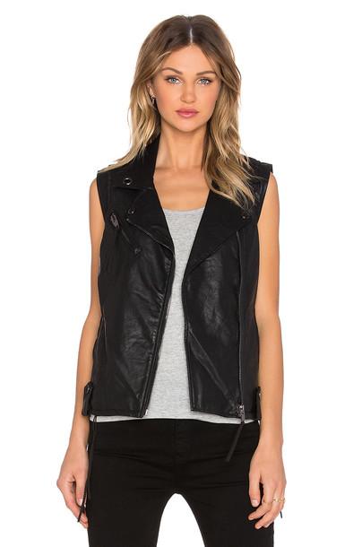 BLANKNYC vest black
