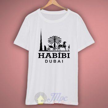 Habibi Dubai T Shirt – Mpcteehouse.com