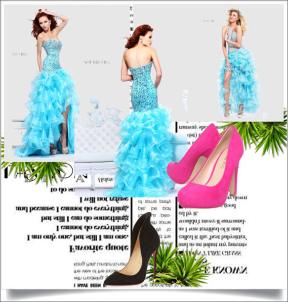 dress 2014 sherri hill 21127 aqua cocktail dresses