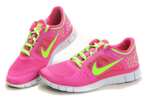 shoes pink neon nike running shoes nike shoes nike air nike sweater nike free run nike. Black Bedroom Furniture Sets. Home Design Ideas